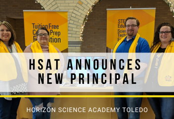 HSAT Announces New Principal